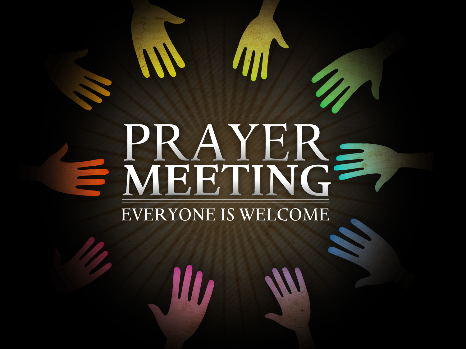 Upcoming Events | Prayer Meeting at Patton's Home | Bethel Baptist